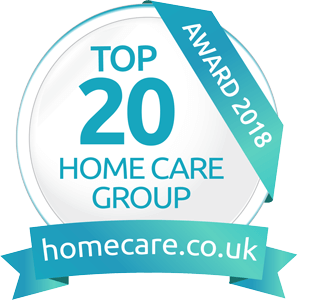 Homecare award